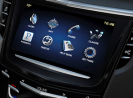 Infotainment system for Leading Auto Parts Manufacturer