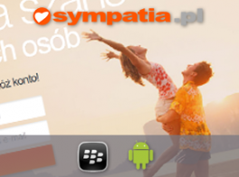 Mobile Application for Sympatia.pl