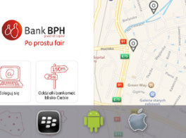 Mobile Banking application for Bank BPH