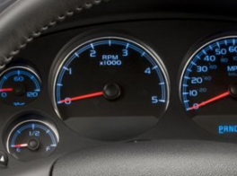 Car Electronics – Instrument Clusters